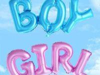 Ballons Baby Shower